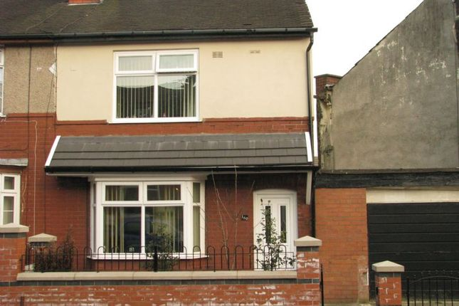 Thumbnail Semi-detached house to rent in Mornington Road, Bolton