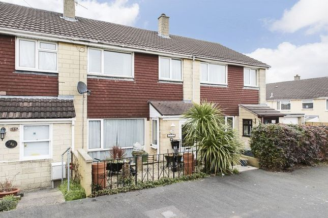 Thumbnail Terraced house for sale in Hillcrest Drive, Bath