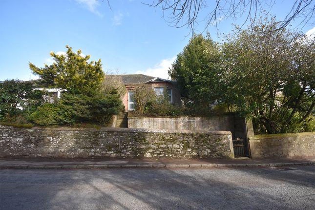Thumbnail Semi-detached bungalow for sale in 31 Braxfield Road, Lanark