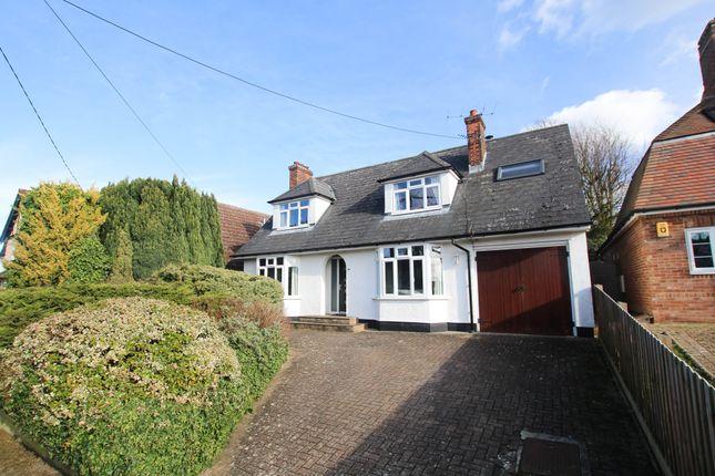 Thumbnail Detached house for sale in Springhill Road, Saffron Walden