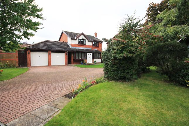Thumbnail Detached house for sale in Whitworth Meadow, Middlestone Moor, Spennymoor