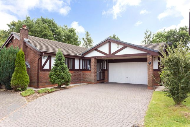 Thumbnail Bungalow for sale in Herevale Grange, Worsley, Manchester, Greater Manchester