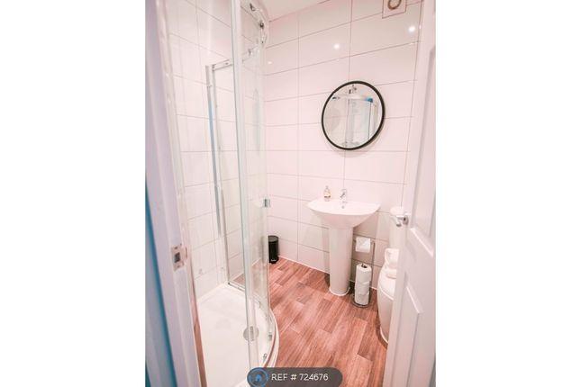 Shared Showerroom
