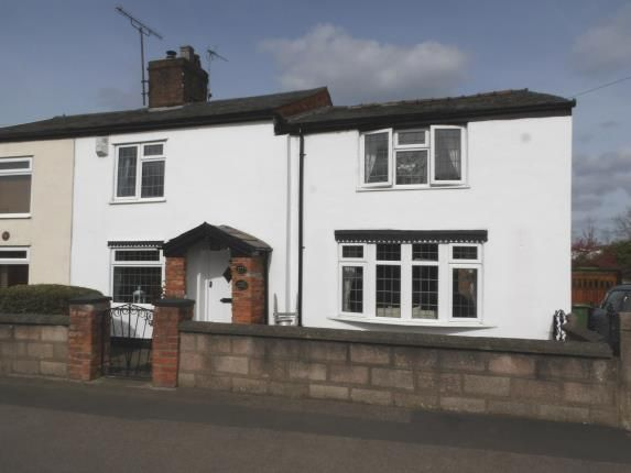 Thumbnail Semi-detached house for sale in Station Road, Winsford, Cheshire