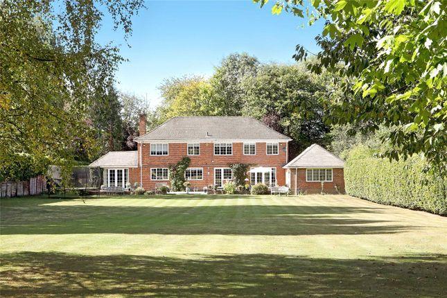 Thumbnail Detached house for sale in Jordans Lane, Jordans, Beaconsfield, Buckinghamshire