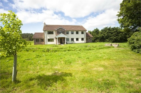 Thumbnail Detached house for sale in Wooler, Wooler, Northumberland