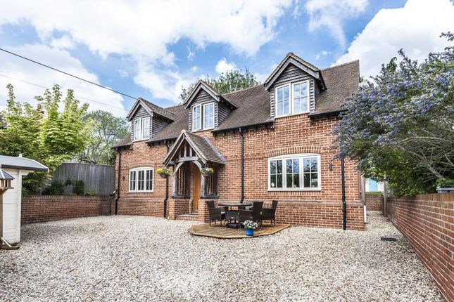 Thumbnail Detached house to rent in Brightwell-Cum-Sotwell, Oxfordshire