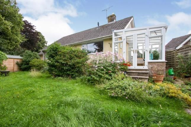 Thumbnail Bungalow for sale in Draycott, Cheddar, Somerset