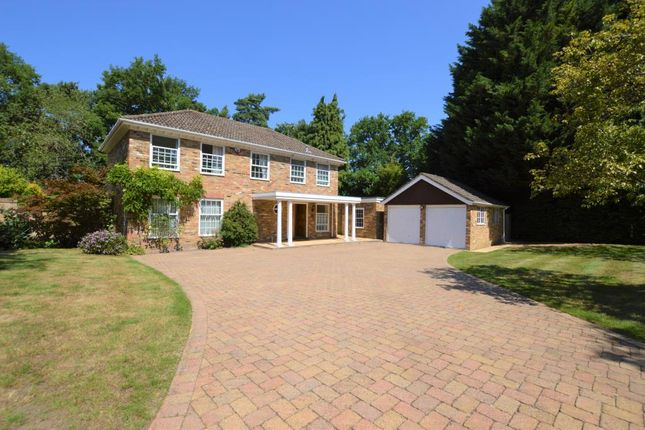5 bed detached house to rent in Redcourt, Pyrford, Woking, Surrey GU22