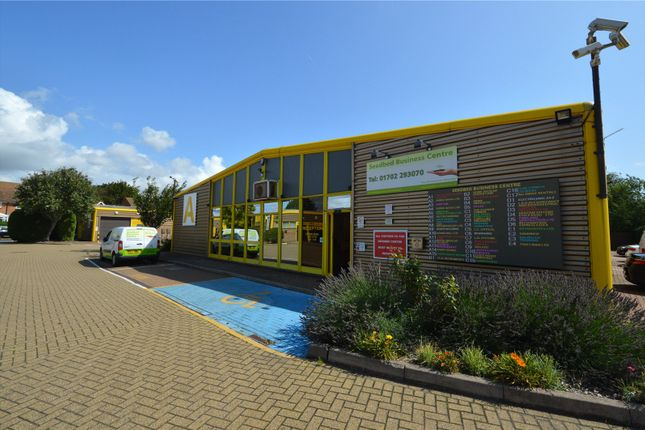 Office to let in The Seedbed Centre, Vanguard Way, Southend On Sea, Essex