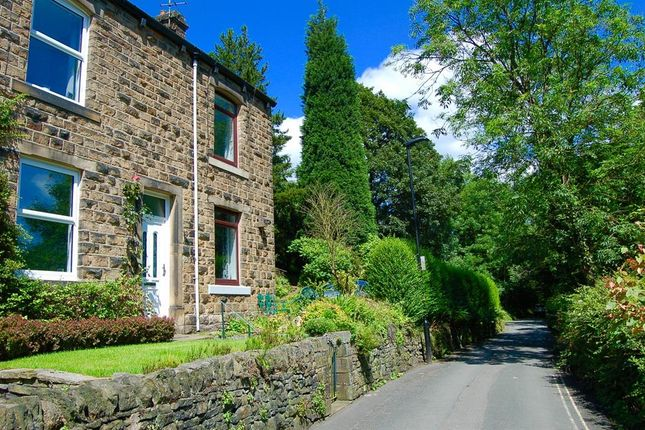 Thumbnail End terrace house to rent in Mount View, Uppermill, Oldham