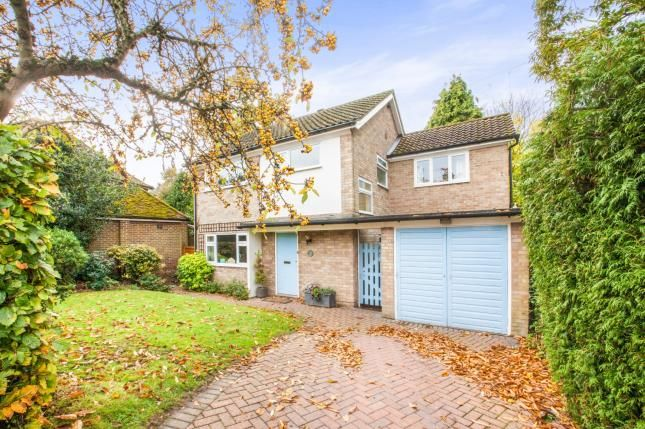 Thumbnail Detached house for sale in Manwood Avenue, Canterbury, Kent, England
