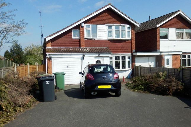 Thumbnail Property to rent in The Raywoods, Nuneaton