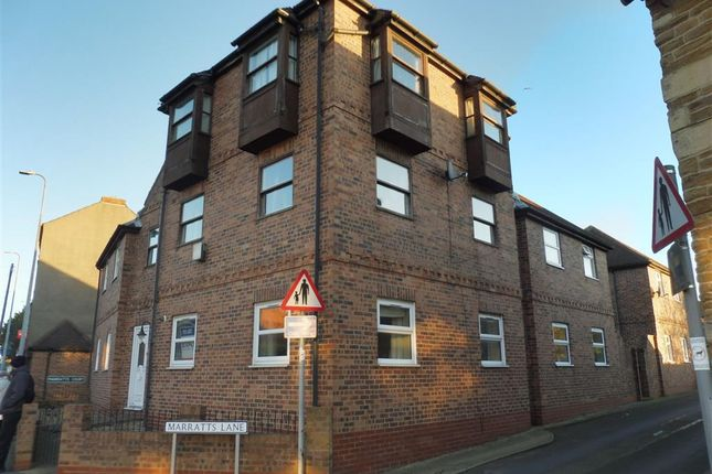Thumbnail Flat to rent in Marratts Court, Great Gonerby, Grantham