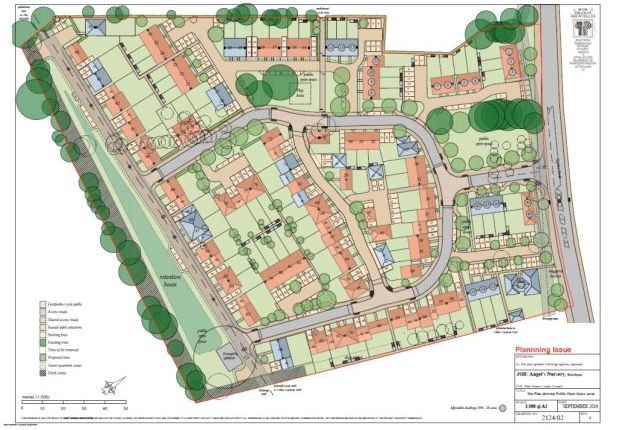 Thumbnail Land for sale in Yapton Road, Barnham, Bognor Regis