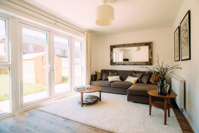 Living Room of Lighton Mews, Eccles, Manchester M30