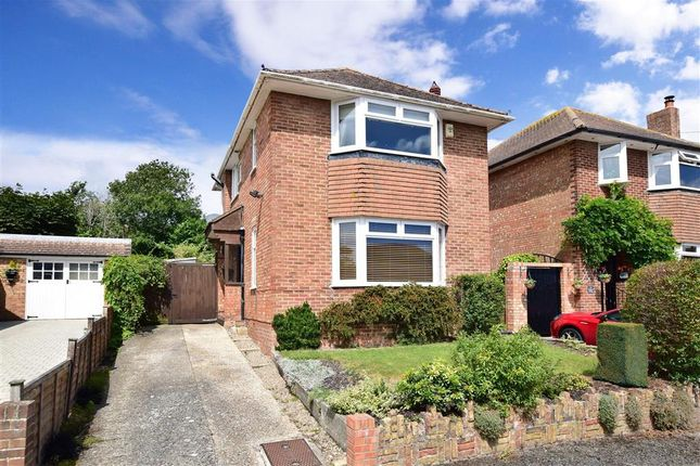 Thumbnail Detached house for sale in Orchard Valley, Hythe, Kent