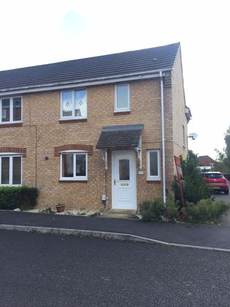 Thumbnail Semi-detached house to rent in Benjamin Road, Poole