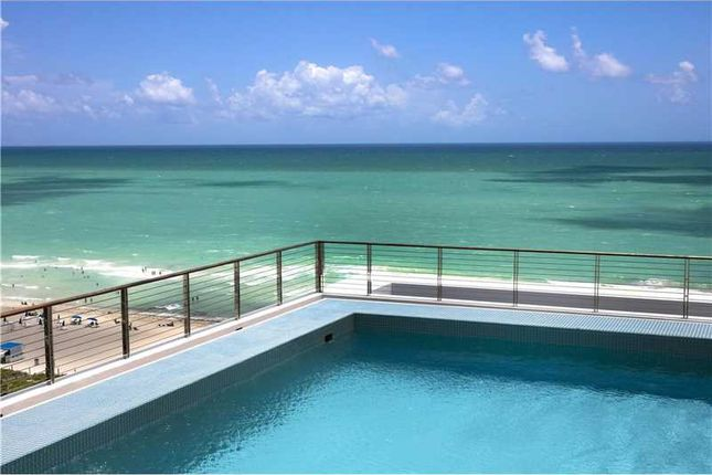 Thumbnail Town house for sale in 3651 Collins Ave Ph, Miami Beach, Fl, 33140