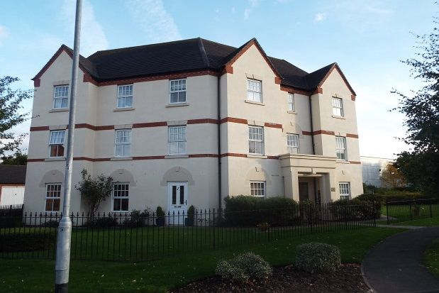 Thumbnail Flat to rent in Whitehouse Drive, Lichfield