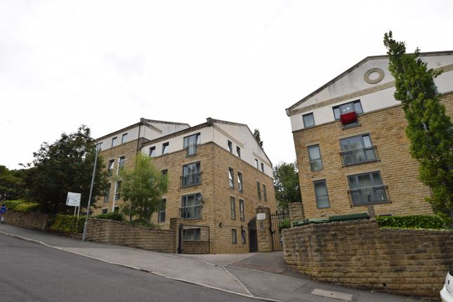 Thumbnail Flat to rent in Cunliffe Road, Bradford