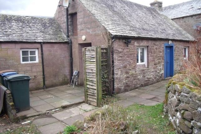 Thumbnail Cottage to rent in Willoughby Street, Muthill, Crieff