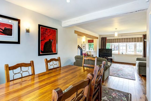 Dining Area of Leigh Road, Congleton CW12
