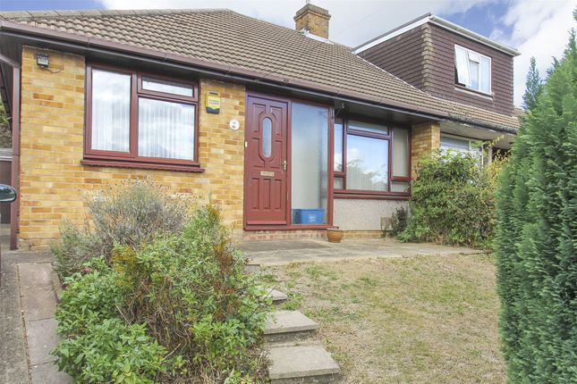 2 bed semi-detached bungalow for sale in Nickleby Close, Rochester, Kent