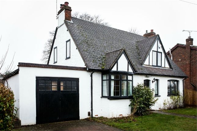 3 bed detached house for sale in Silver Fox Crescent, Woodley, Reading, Berkshire