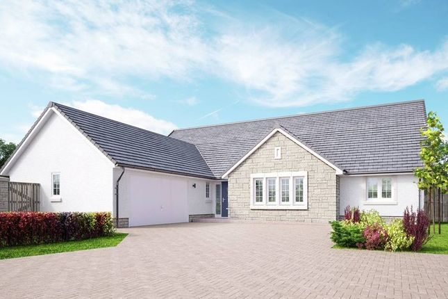 """Thumbnail Bungalow for sale in """"The Endrick"""" at Roman Road, Balfron, Glasgow"""