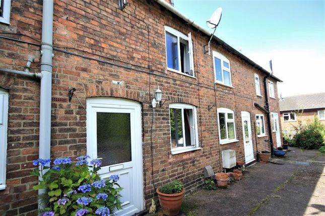 Thumbnail Terraced house for sale in Bark Hill, Whitchurch
