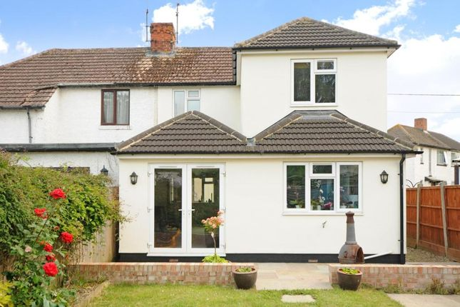 Thumbnail Semi-detached house to rent in Didcot, Oxfordshire