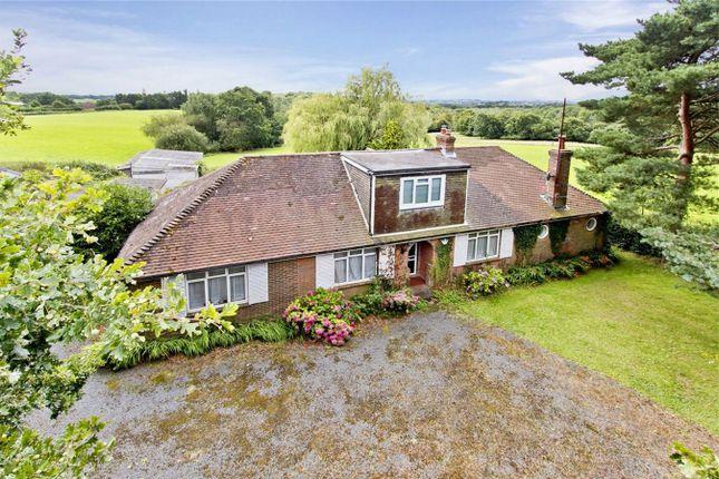 Thumbnail Detached house for sale in Padgham Lane, Dallington, East Sussex