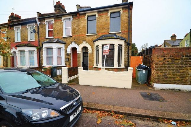 Thumbnail Semi-detached house for sale in Chesley Gardens, East Ham