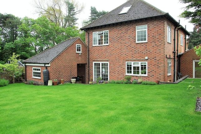Thumbnail Detached house for sale in 'cogges Corner', 62, Soar Road, Quorn