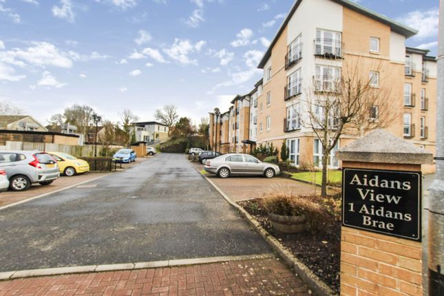 Thumbnail Flat for sale in 1 Aidans Brae, Glasgow