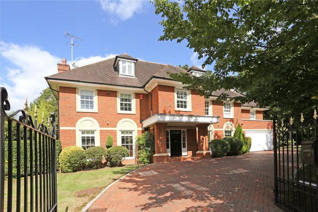 Thumbnail Detached house for sale in Devenish Lane, Sunningdale, Berkshire