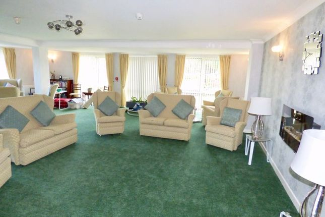 Communal Lounge of Homesands House, Southport PR9