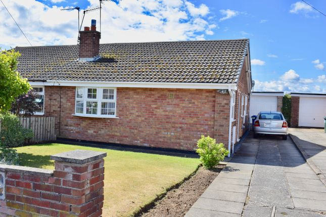 2 bed semi-detached bungalow for sale in Ladycroft Road, Armthorpe, Doncaster DN3