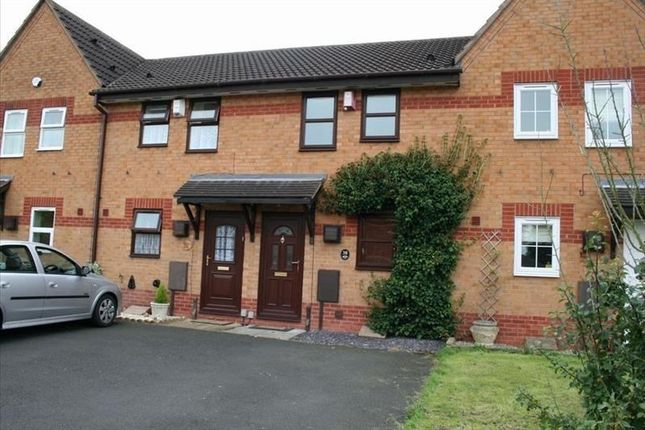 2 bed terraced house to rent in Knowle Close, Rednal, Birmingham