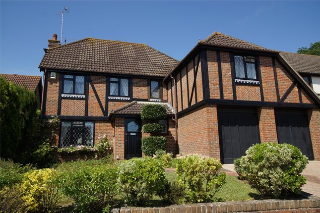 Thumbnail Detached house for sale in Cowdray Park Road, Bexhill East Sussex
