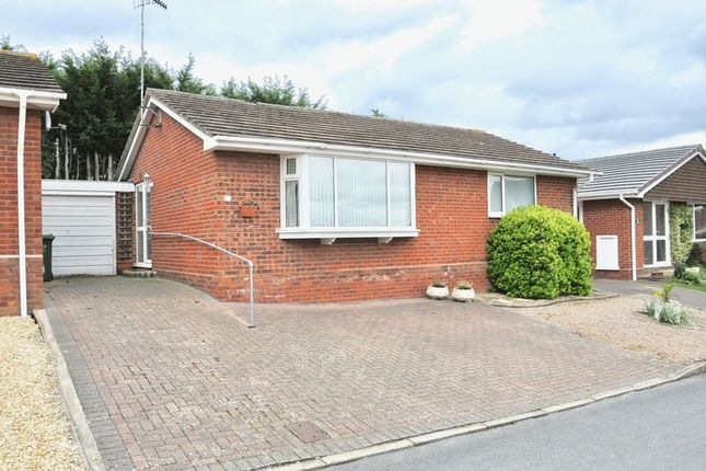 Thumbnail Detached bungalow for sale in Cherry Close, Evesham