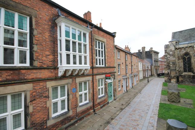 Thumbnail Flat to rent in Churchside, Howden, Goole
