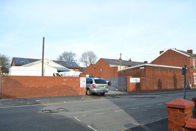 Thumbnail Land for sale in Westminster Road, Chorley