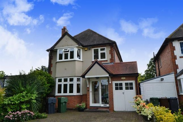Thumbnail Detached house for sale in Baccabox Lane, Hollywood, Birmingham