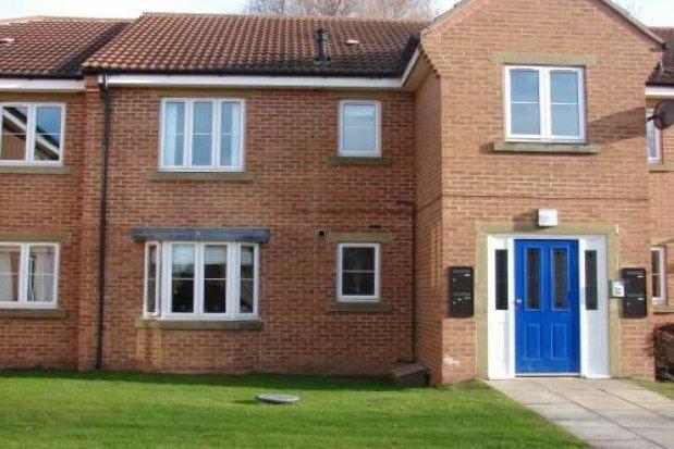 Thumbnail 2 bed flat to rent in Norton, Malton