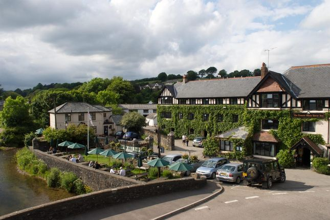 Thumbnail Hotel/guest house for sale in Exford, Minehead