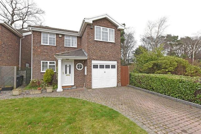 Thumbnail Detached house for sale in Sarum Road, Tadley