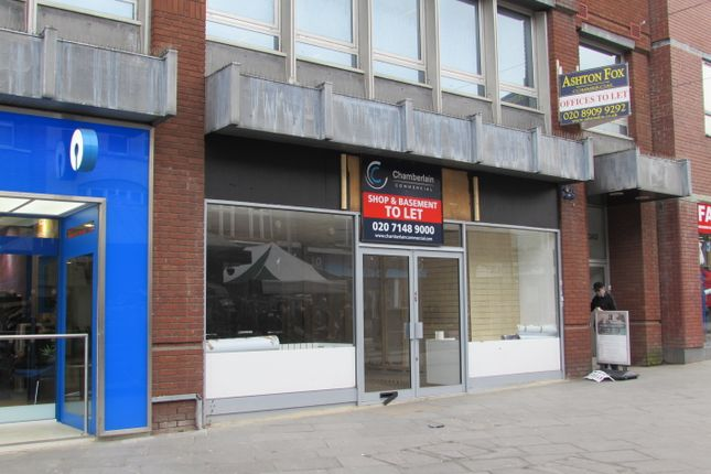 Thumbnail Retail premises to let in St Anns Road, Harrow, Middlesex