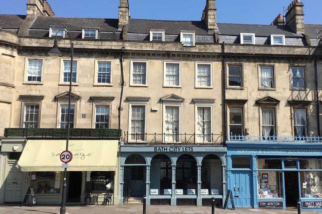 Thumbnail Flat to rent in Bladud Buildings, Bath